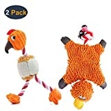 [AIDIYA] Dog Toys for Boredom Squeak Toys Plush Toys for Small Dogs