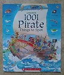 1001 Pirate things to Spot [Taschenbuch] by Rob Loyd Jones