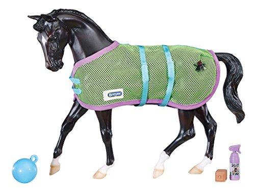 Breyer Fliegendeckenset für Modell-Pferde der traditionellen Serie -