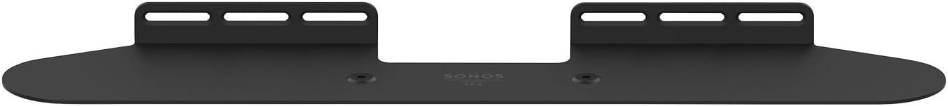 Sonos Wandhalterung (geeignet für Sonos Beam) schwarz
