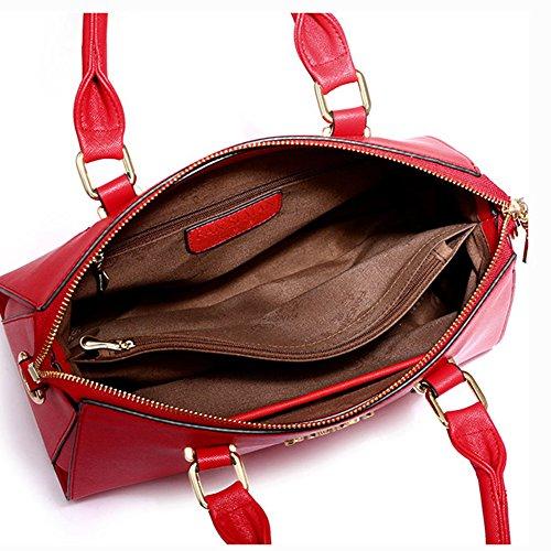 Sacchetti di borsa della traversa di Yoome per il favore del partito Borse della maniglia superiore Borse grandi eleganti per le donne - azzurro Blu