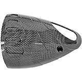 rbmax protección Pot echappement INFERIEUR Maxiscooter adaptador Yamaha Tmax 500, carbono