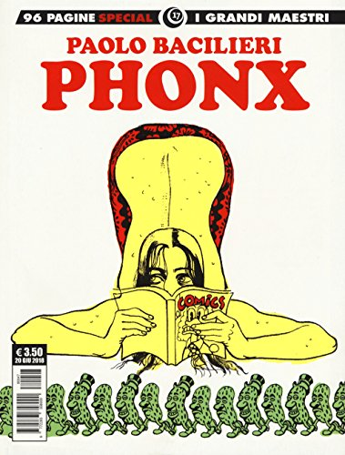 Phonx (I grandi maestri) por Paolo Bacilieri