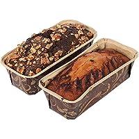 Ferns 'N' Petals Set of 2 Choco Walnut & Choco Marble Dry Cake