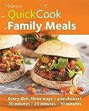 Hamlyn QuickCook: Family Meals (Hamlyn Quick Cooks)