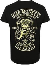 Gas Monkey Garage T-Shirt Patch