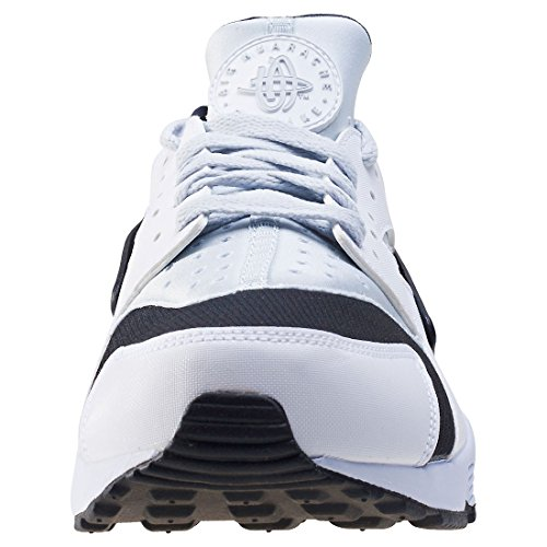 Nike Air Huarache, Chaussures de Running Homme Blanc/noir