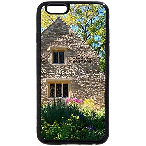 IPhone/6S iPhone 6, colore: nero in casa e giardino, confezione da 2