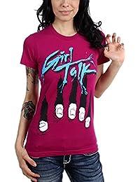 Girl Talk - Womens Ripper T-Shirt