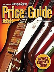 2011 Official Vintage Guitar Magazine Price Guide (Official Vintage Guitar Magazine Price Guides)