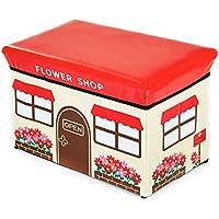 Preisvergleich für Storeasy â Kinder Flower Shop Design Box–groß Einzigen Sitz mit Stauraum