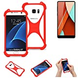 K-S-Trade® Mobile Phone Bumper For Bluboo D5 Pro Silicone