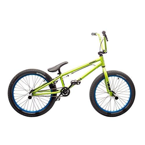 RUEDA PARA BMX KHE PARK ONE 19VERDE 2015