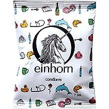 Unicornio preservativos 7pieza Semana Corporation Diseño Edition