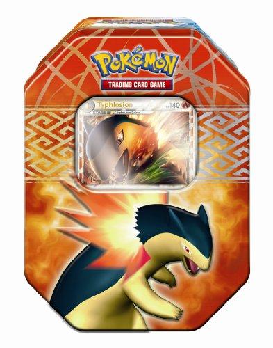 Pokemon 25373 - PKM Pokemon Tin 14 Tornupto DE