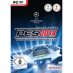 PES 2014 – Pro Evolution Soccer – [PC]