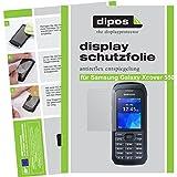 dipos I 2X Schutzfolie matt passend für Samsung Galaxy Xcover 550 Folie Displayschutzfolie