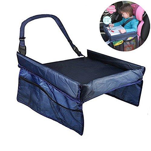 Preisvergleich Produktbild Reise-Tablett zum spielen für Kinderautositze | Reise-Tablett für Babys, für Autos geeignet | Klapptisch für das Auto | Zubehör für Auto-Babysitze