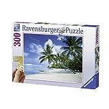 Puzzle 300 pièces - Bora Bora- Dimensions du puzzle assemblé : 49.00 x 36.00 cm