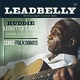 Huddie Ledbetter's Best-His Guitar,His Voice.. [Vinyl LP]