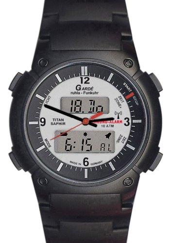 Garde Ruhla 20–16cm 14820g06020cm–Armbanduhr, Armband aus Titan