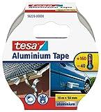 Tesa 56223-00000-01 Bande adhésive de réparation Alu 10 m x 50 mm