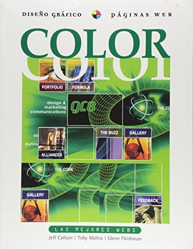 Color. diseño grafico. paginas web