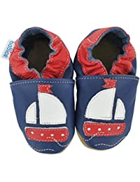 cd006bafcd091 Amazon.fr   baBice - Chaussons   Chaussures bébé fille   Chaussures ...