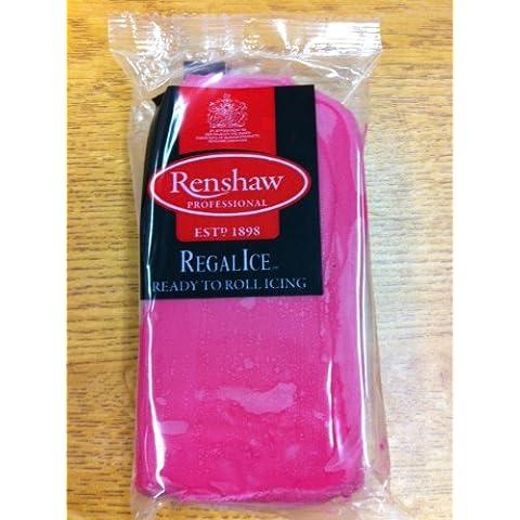 Renshaw Regalice pronti a pasta di zucchero glassa confezioni da 250g, tutti i colori disponibili