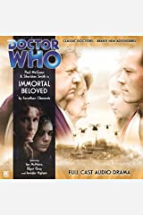 Immortal Beloved (Doctor Who) Audio CD