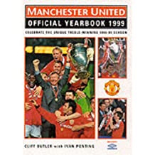 Manchester United Official Yearbook, 98-99