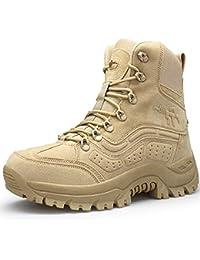 969a52cd5c Stiefel Herren Wanderschuhe Damen Trekkingschuhe Armee Combat Tactical  Boots Verschleißfest Rutschfeste Outdoor Einsatzstiefel Für Maenner Frauen