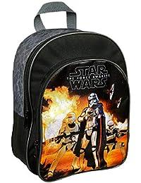 Preisvergleich für Kinder Rucksack - Star Wars - Kinderrucksack - mit Hauptfach und Nebenfach
