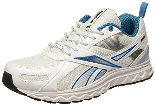 Reebok Men's Acciomax 7.0 White Sneakers - 8 UK/India (42 EU) (9 US)(BD3198)