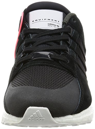 adidas Originals Equipment Support Ultra, core black-core black-turbo Nero