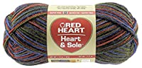 Coats Yarn RED HEART Heart and Sole Bayou Yarn