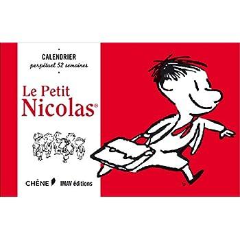 Calendrier 52 semaines Le Petit Nicolas