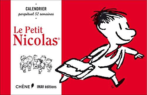 Calendrier 52 semaines Le Petit Nicolas por René Goscinny