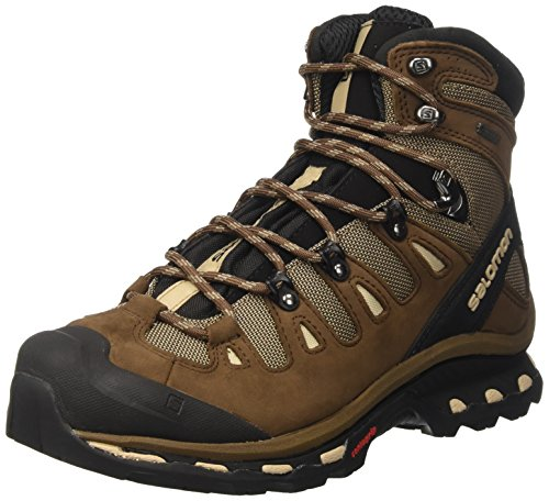 Brown Gtx Wanderstiefel Salomon Herren Quest 4d 2 ZIYBq
