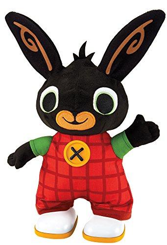 Preisvergleich Produktbild Mattel CJF93 - Fisher-Price - Bing - Mein Freund Bing der Hase - Stofftier mit Funktion (Englische Sprache) [UK Import]