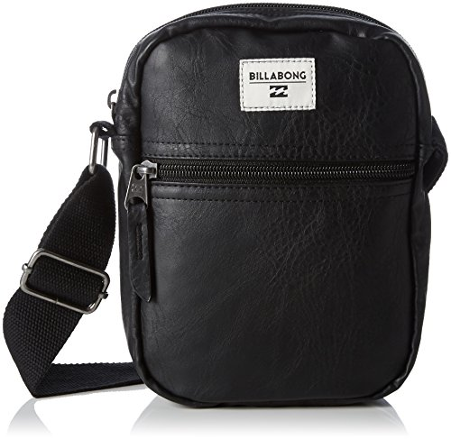 BILLABONG Collision Satchel – Bolsa para hombre, Black