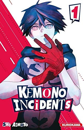 Kemono Incidents Edition simple Tome 1