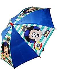 Mickey Mouse - Parapluie pour enfants - couleur bleu