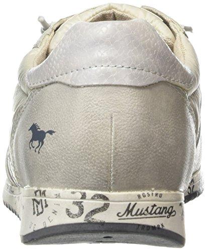 Mustang 1226401, Chaussures de sport femme Gris (22 Hell Grau)