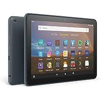Fire HD 8 Plus-Tablet, 8-Zoll-HD-Display, 32 GB, Schiefergrau, Mit Werbung; unser bestes 8-Zoll-Tablet für Unterhaltung…