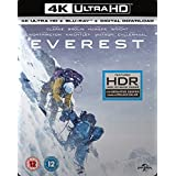 Everest (4K UHD Blu-ray + Blu-ray + UV Copy) [2015] UK-Import, Sprache-Englisch