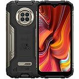 Rugged Smartphone IR Vision Notturna DOOGEE S96 PRO, Helio G90 8GB+128GB, Fotocamera Quattro 48MP (Infrarossi 20MP), Cellular