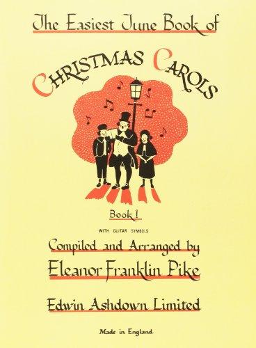 the-easiest-tune-book-of-christmas-carols-book-1