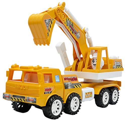 Cardith Inertial Engineering Fahrzeugbagger Modell Spielzeug Kinder Simulation Auto Spielzeug