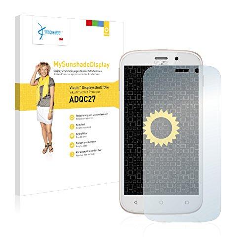 Vikuiti Displayschutzfolie ADQC27 von 3M für Yezz Andy 5M VR Schutzfolie Folie - Klar, Reflexmindernd